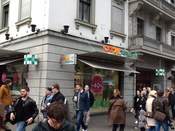 Bild zum Eintrag Coop Vitality - Bahnhofstrasse 81, 8001 Zürich