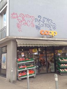 Bild zum Eintrag Coop - Röntgenstrasse 48, 8005 Zürich