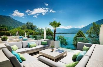 Bild zum Eintrag Giardino Lago - Via alla Riva 83, 6648 Minusio