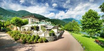 Bild zum Eintrag Restaurant Lago - Via alla Riva 83, 6648 Minusio