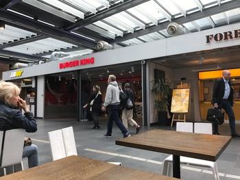 Bild zum Eintrag Burger King - Norra Vallgatan 62, Malmö