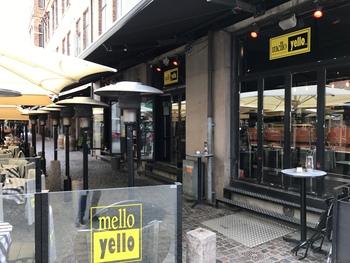 Bild zum Eintrag Mellow Yellow - Stortorget 15,  Malmö