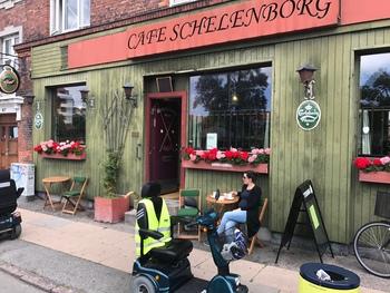 Bild zum Eintrag Cafe Schelenborg - Parmagade 47, 2300 Copenhagen